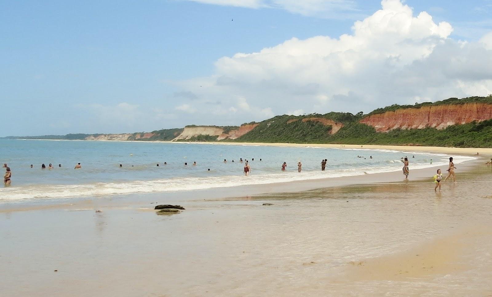 Praia de Pitanga roteiro para praia do espelho