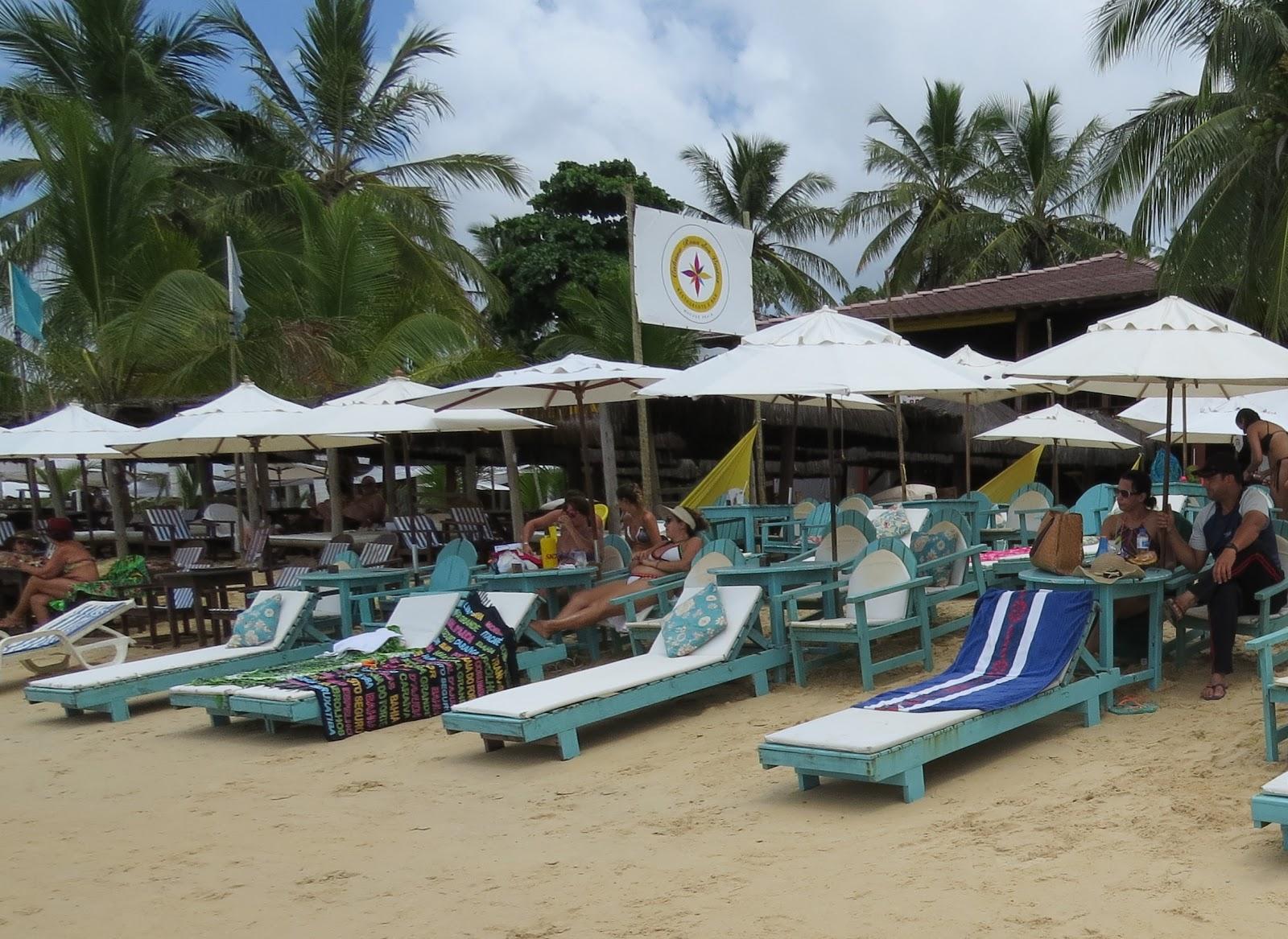 Praia do Mucugê em Arraial d'Ajuda roteiro para Praia do espelho