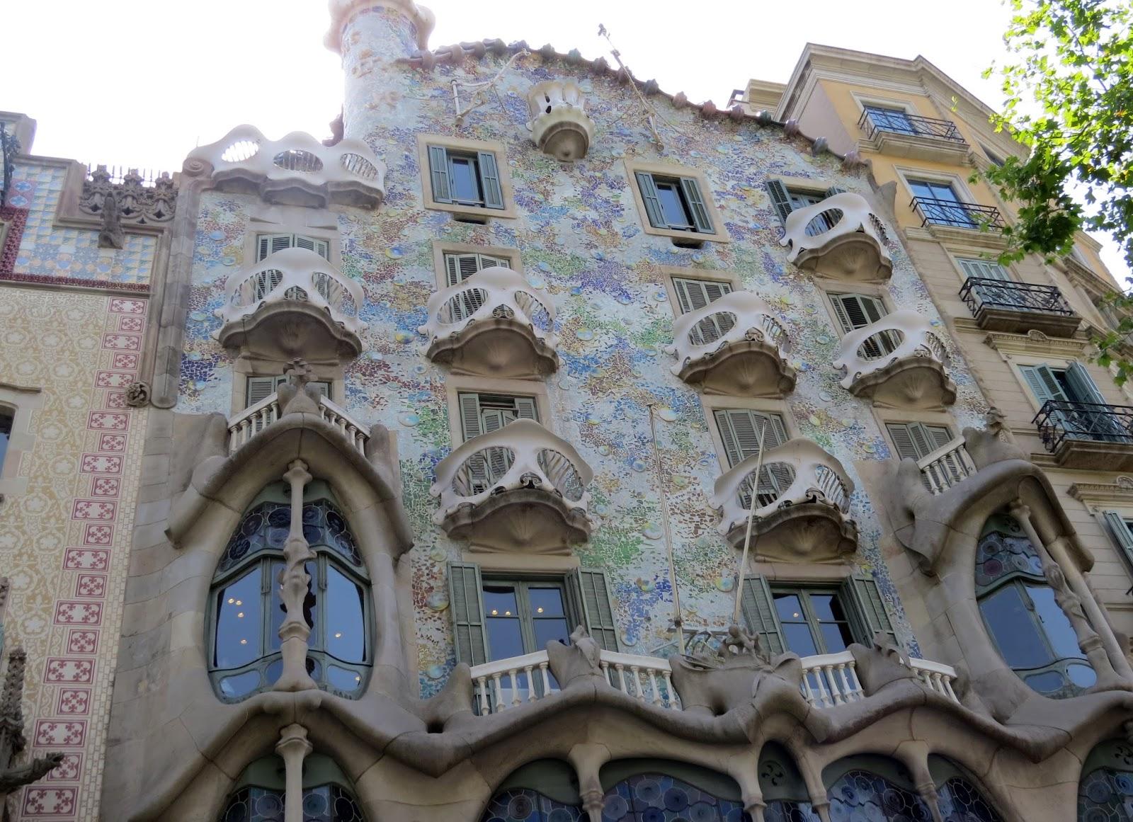 casa Batilló em Barcelona