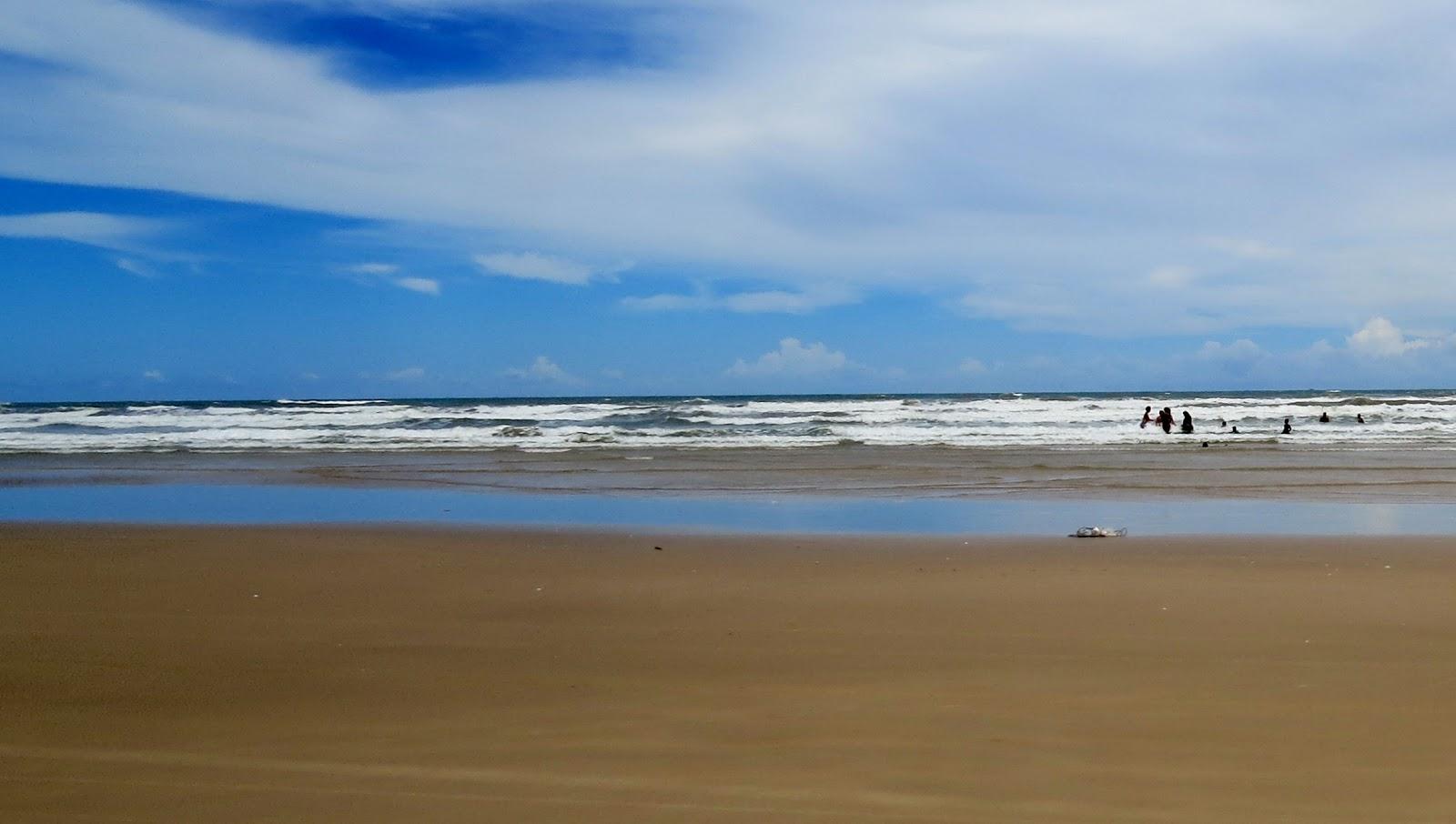 Praia de Manque Seco Bahia