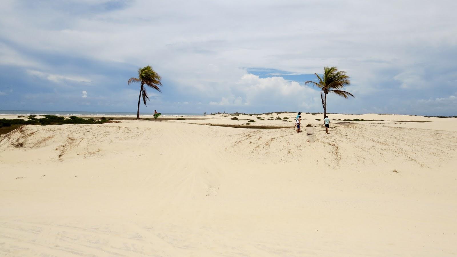 Dunas de Mangue Seco Bahia