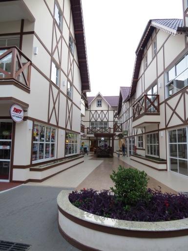 arquitetura em estilo alemão
