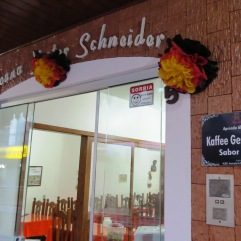 Café com nome alemão