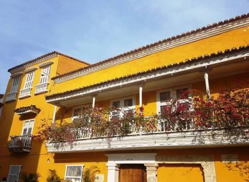 casa no centro histórico de Cartagena