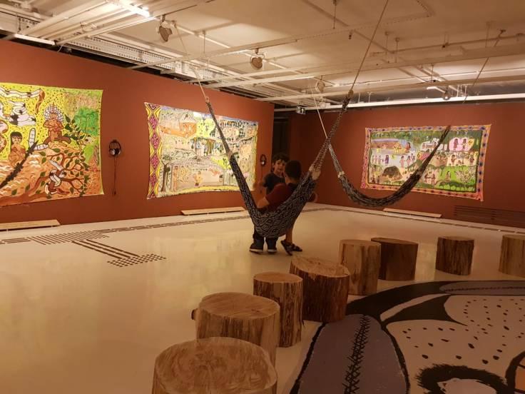 Itau cultural-exposição