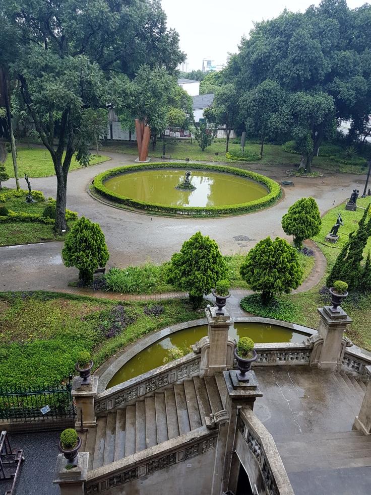 Pinacoteca-Jardim
