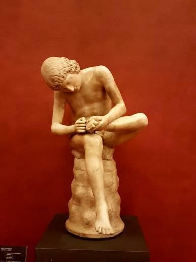 Florença-Ufizzi-escultura