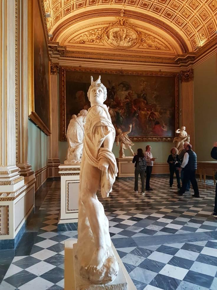 Florença-Uffizi-interior