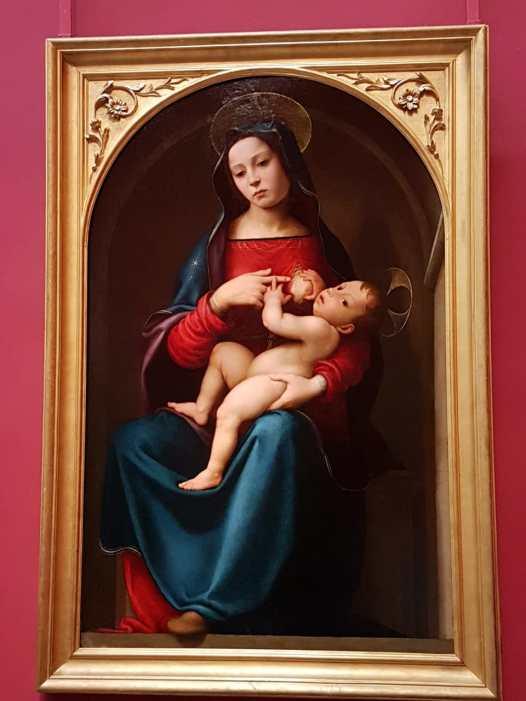 Florença-Ufizzi-madanna-late