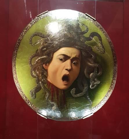 Florença-Ufizzi-medusa