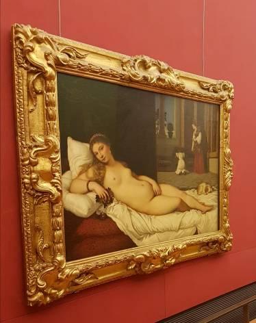 Florença-Ufizzi-venus-de-urbino