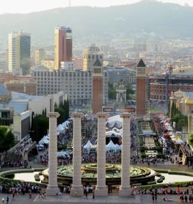 plaza-espanha-barcelona
