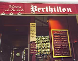 sorveteria Berthillon