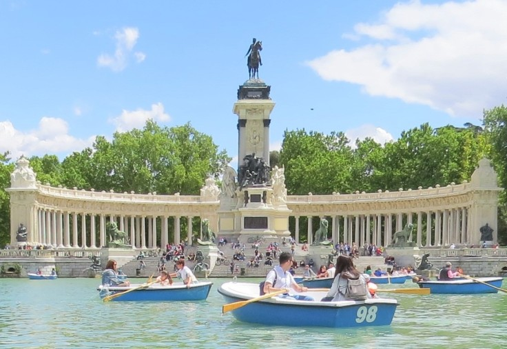 Monumento a Afonso XII