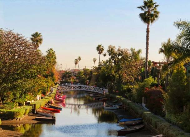 Venice Canal Los Angeles