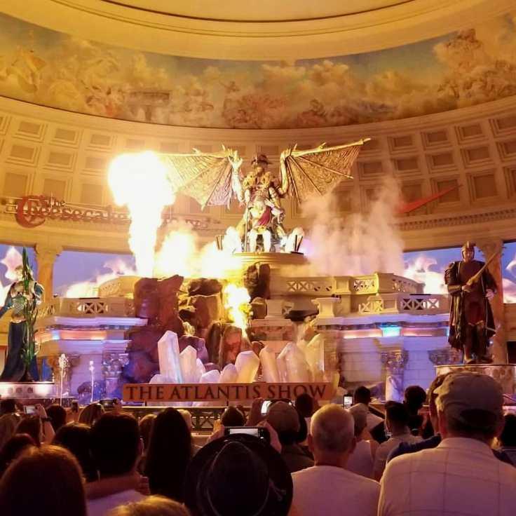 Show no Caesars Las Vegas