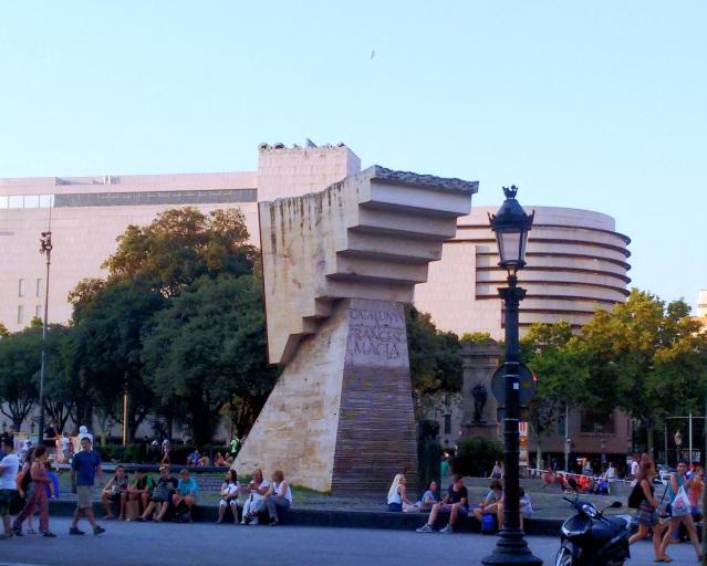 barcelona-Praça-catalunha