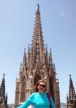 torre-catedral-gótica-melhores-atrações-de-barcelona