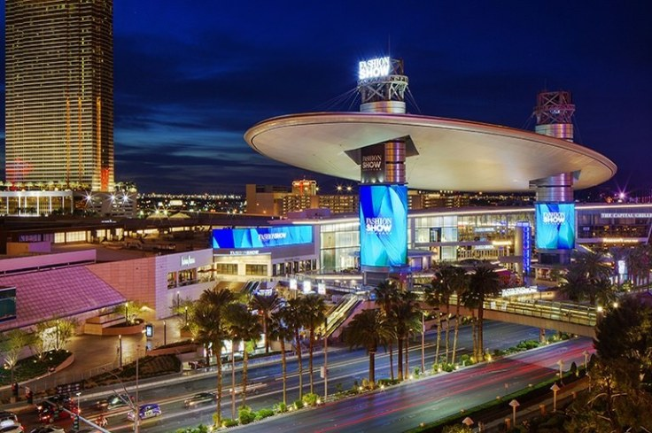 Fashion Show centro de compras Las Vegas