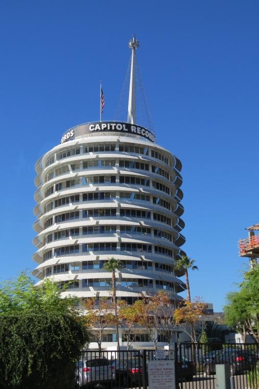 Prédio no centro de Los Angeles Califórnia