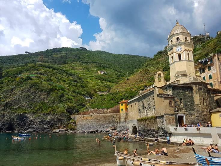Igreja Santa Margherita Vernazza