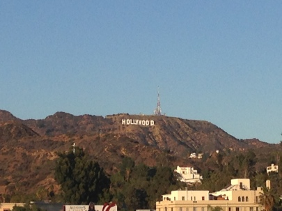 california-no-inverno-Los-Angeles-placa-hollywwood