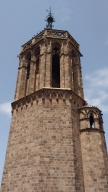 catedral-gótica-barcelona-torre