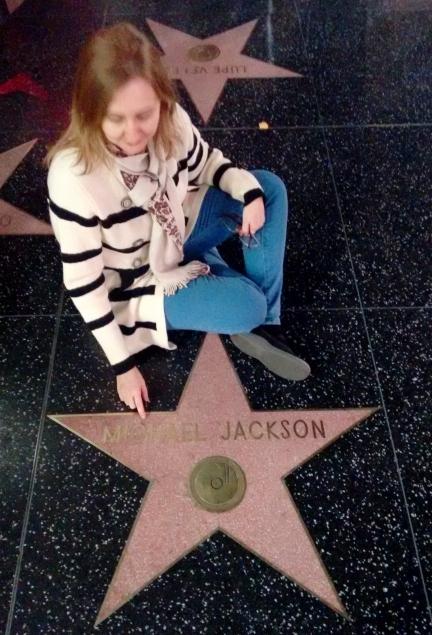 Calçada da Fama Hollywood Los Angeles