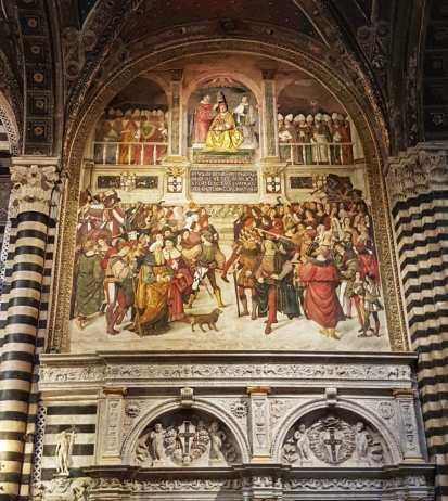 Siena-catedral-decoração-interior