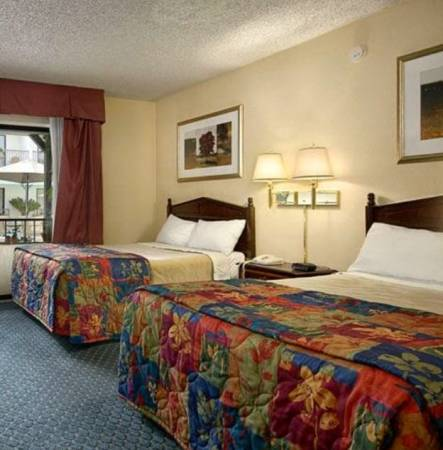 Quarto do hotel em los Angeles